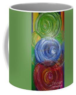 Concentric Joy Coffee Mug