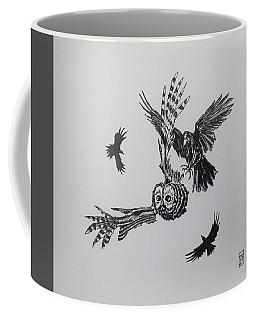 Circling Coffee Mug