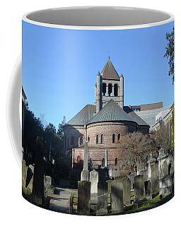 Circular Congregational Church Coffee Mug by Gordon Mooneyhan