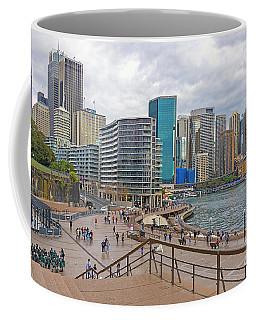 Circular Quay, Sydney, Australia Coffee Mug