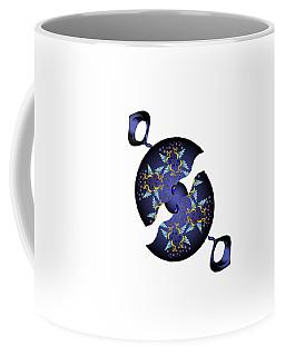 Circularium No 2634 Coffee Mug by Alan Bennington
