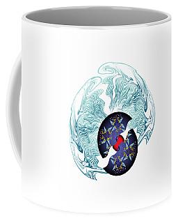 Circularium No 2635 Coffee Mug by Alan Bennington