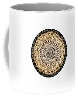 Circularium No 2637 Coffee Mug by Alan Bennington