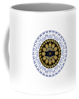 Circularium No 2638 Coffee Mug
