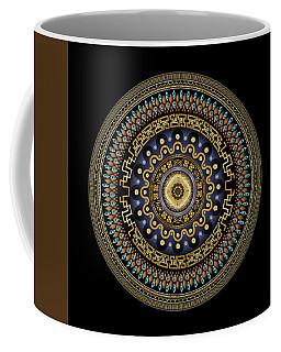 Circularium No 2643 Coffee Mug by Alan Bennington