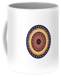 Circularium No 2647 Coffee Mug by Alan Bennington