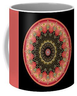 Circularium No 2659 Coffee Mug by Alan Bennington