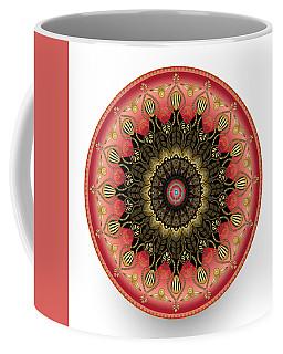 Circularium No 2660 Coffee Mug by Alan Bennington