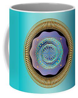 Circularium No 2663 Coffee Mug by Alan Bennington
