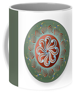 Circulosity No 2921 Coffee Mug