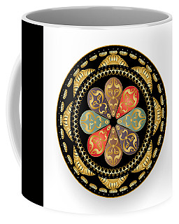 Circulosity No 3012 Coffee Mug