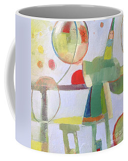 Circus Act Coffee Mug