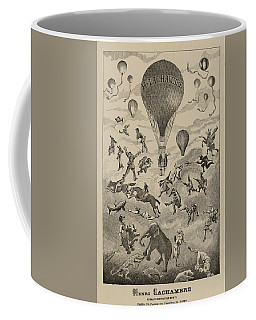 Circus Balloon Coffee Mug