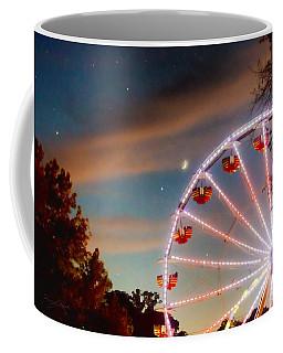 Circus Dusk Coffee Mug