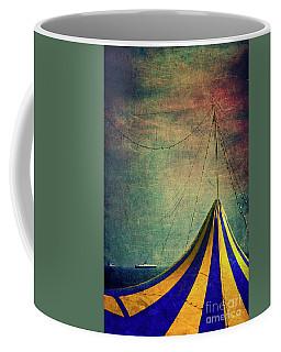 Circus With Distant Ships II Coffee Mug