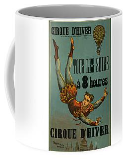 Cirque D'hiver Coffee Mug
