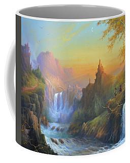 Citadel Of The Elves Coffee Mug
