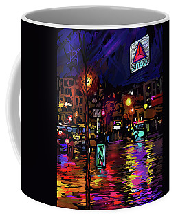 Citgo Sign, Boston Coffee Mug