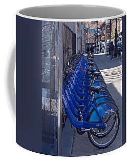 Citibike Coffee Mug