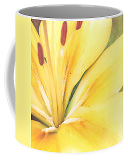 Citrine Blossom Coffee Mug