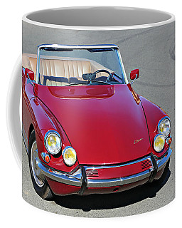 Citroen Ds19 Cabriolet  Coffee Mug