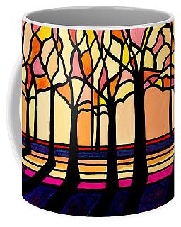 Citrus Glass Trees Coffee Mug