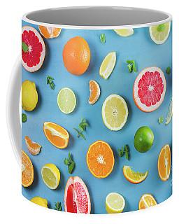 Citrus Summer Coffee Mug