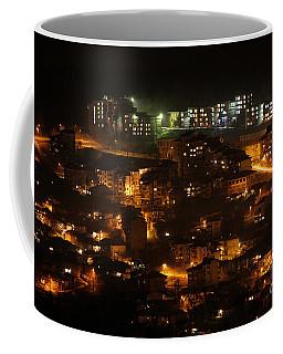 City At Night Coffee Mug