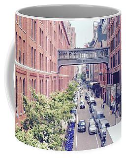 City Bike Coffee Mug