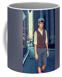 City Boy Coffee Mug