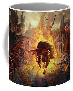 City Bull City Coffee Mug