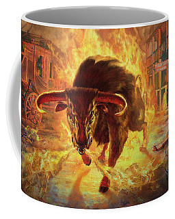 City Bull City Coffee Mug