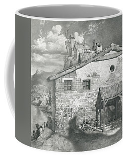City By The Sea Coffee Mug