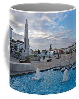 City Center Of Tavira Coffee Mug