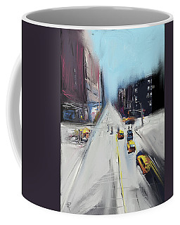 City Contrast Coffee Mug