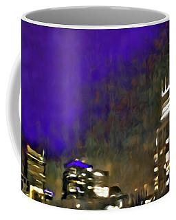 City Flames Coffee Mug