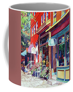 City Flower Coffee Mug