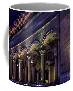 City Hall At Night Coffee Mug