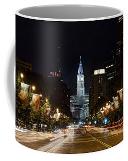 City Hall From The Parkway Coffee Mug