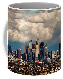 City In The Clouds Coffee Mug