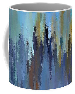 City In The Sky Coffee Mug
