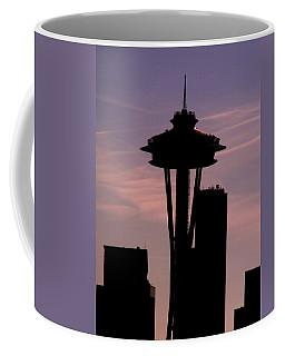 City Needle Coffee Mug