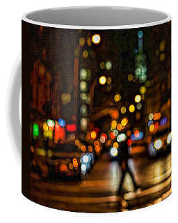 City Nights, City Lights Coffee Mug