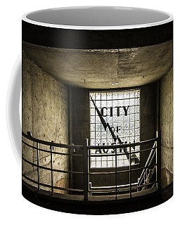 City Of Austin Seaholm Coffee Mug