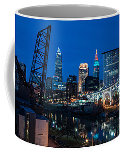 City Of Bridges Coffee Mug