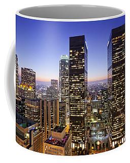 City Of Lights Coffee Mug