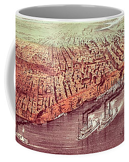 City Of New Orleans Coffee Mug