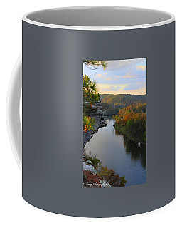 City Rock Bluff Coffee Mug