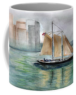 City Sail Coffee Mug