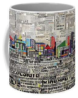City Scape Coffee Mug